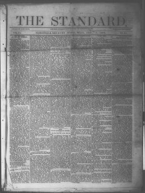 Primary view of object titled 'The Standard. (Clarksville, Tex.), Vol. 27, No. 31, Ed. 1 Saturday, July 3, 1869'.