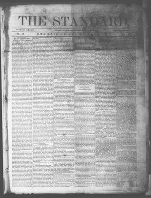 Primary view of object titled 'The Standard. (Clarksville, Tex.), Vol. 29, No. 48, Ed. 1 Saturday, December 9, 1871'.
