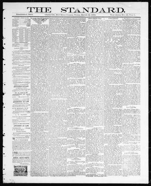 Primary view of object titled 'The Standard (Clarksville, Tex.), Vol. 7, No. 18, Ed. 1 Friday, March 12, 1886'.