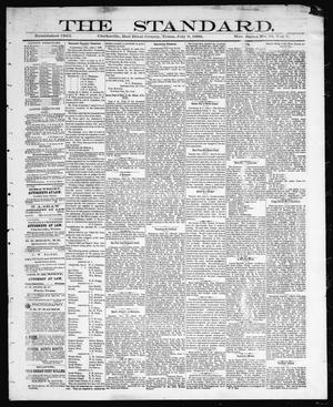 Primary view of The Standard (Clarksville, Tex.), Vol. 7, No. 35, Ed. 1 Friday, July 9, 1886