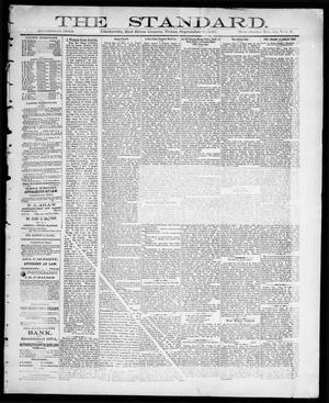 Primary view of The Standard (Clarksville, Tex.), Vol. 8, No. 43, Ed. 1 Thursday, September 8, 1887