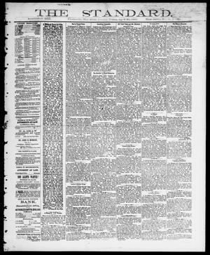 Primary view of object titled 'The Standard (Clarksville, Tex.), Vol. 9, No. 21, Ed. 1 Thursday, April 26, 1888'.