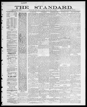 Primary view of object titled 'The Standard (Clarksville, Tex.), Vol. 9, No. 26, Ed. 1 Thursday, May 31, 1888'.