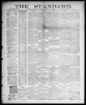 Primary view of object titled 'The Standard (Clarksville, Tex.), Vol. 9, No. 29, Ed. 1 Thursday, June 21, 1888'.