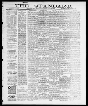 Primary view of object titled 'The Standard (Clarksville, Tex.), Vol. 9, No. 30, Ed. 1 Thursday, June 28, 1888'.