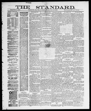 Primary view of object titled 'The Standard (Clarksville, Tex.), Vol. 9, No. 33, Ed. 1 Thursday, July 19, 1888'.
