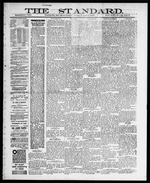 Primary view of object titled 'The Standard (Clarksville, Tex.), Vol. 9, No. 35, Ed. 1 Thursday, August 9, 1888'.