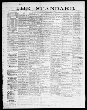 Primary view of object titled 'The Standard (Clarksville, Tex.), Vol. 10, No. 2, Ed. 1 Thursday, December 6, 1888'.