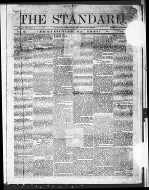Primary view of object titled 'The Standard (Clarksville, Tex.), Vol. 30, No. 1, Ed. 1 Saturday, February 17, 1872'.