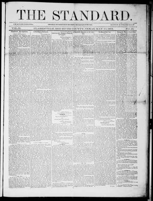 Primary view of The Standard (Clarksville, Tex.), Vol. 31, No. 15, Ed. 1 Saturday, May 10, 1873