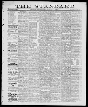 Primary view of object titled 'The Standard (Clarksville, Tex.), Vol. 1, No. 8, Ed. 1 Friday, January 2, 1880'.