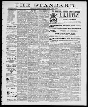 The Standard (Clarksville, Tex.), Vol. 1, No. 13, Ed. 1 Friday, February 6, 1880
