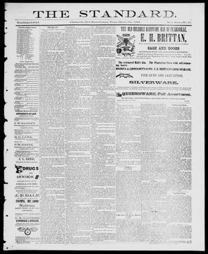 The Standard (Clarksville, Tex.), Vol. 1, No. 17, Ed. 1 Friday, March 5, 1880