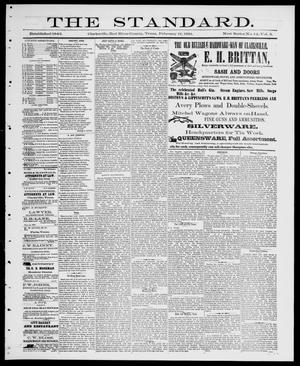 Primary view of The Standard (Clarksville, Tex.), Vol. 2, No. 14, Ed. 1 Friday, February 11, 1881