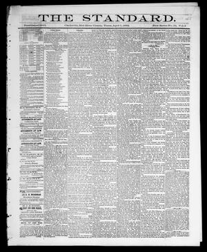 Primary view of object titled 'The Standard (Clarksville, Tex.), Vol. 3, No. 22, Ed. 1 Friday, April 7, 1882'.