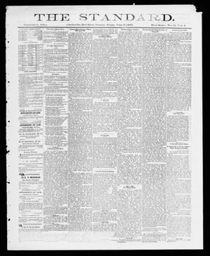 Primary view of The Standard (Clarksville, Tex.), Vol. 4, No. 31, Ed. 1 Friday, June 8, 1883