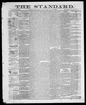 Primary view of object titled 'The Standard (Clarksville, Tex.), Vol. 4, No. 33, Ed. 1 Friday, June 22, 1883'.