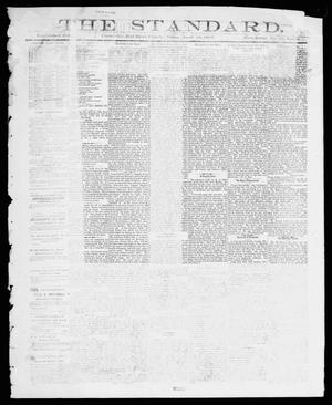 Primary view of object titled 'The Standard (Clarksville, Tex.), Vol. 5, No. 24, Ed. 1 Friday, April 25, 1884'.