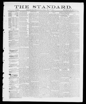 Primary view of object titled 'The Standard (Clarksville, Tex.), Vol. 5, No. 29, Ed. 1 Friday, May 30, 1884'.