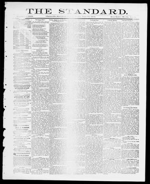 Primary view of object titled 'The Standard (Clarksville, Tex.), Vol. 5, No. 31, Ed. 1 Friday, June 13, 1884'.