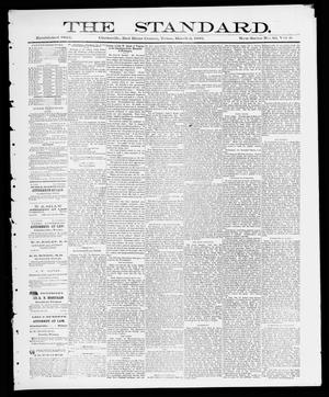 Primary view of object titled 'The Standard (Clarksville, Tex.), Vol. 6, No. 16, Ed. 1 Friday, March 6, 1885'.