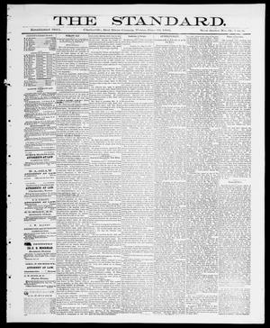 Primary view of The Standard (Clarksville, Tex.), Vol. 6, No. 31, Ed. 1 Friday, June 19, 1885