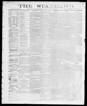 Primary view of object titled 'The Standard (Clarksville, Tex.), Vol. 6, No. 40, Ed. 1 Friday, August 21, 1885'.