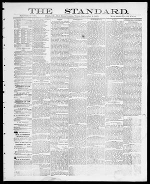 Primary view of object titled 'The Standard (Clarksville, Tex.), Vol. 6, No. 42, Ed. 1 Friday, September 4, 1885'.