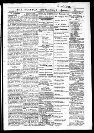 The Houston Tri-Weekly Telegraph (Houston, Tex.), Vol. 30, No. 211, Ed. 1 Friday, February 17, 1865