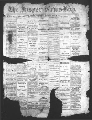 Primary view of object titled 'The Jasper News-Boy (Jasper, Tex.), Vol. 5, No. 49, Ed. 1 Saturday, March 25, 1871'.