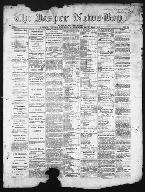 The Jasper News-Boy (Jasper, Tex.), Vol. 6, No. 24, Ed. 1 Thursday, September 14, 1871