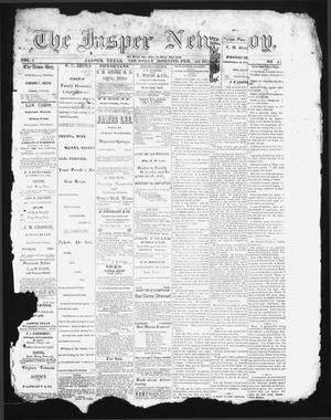 The Jasper News-Boy (Jasper, Tex.), Vol. 6, No. 44, Ed. 1 Thursday, February 8, 1872