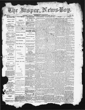The Jasper News-Boy (Jasper, Tex.), Vol. 6, No. 46, Ed. 1 Thursday, February 22, 1872