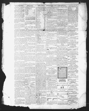 Primary view of object titled 'The Jasper News-Boy (Jasper, Tex.), Vol. [8], Ed. 1 Wednesday, December 3, 1873'.