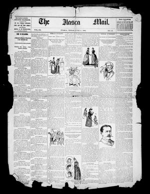 The Itasca Mail. (Itasca, Tex.), Vol. 3, No. 31, Ed. 1 Thursday, June 6, 1889