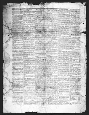The Texas State Times (Austin, Tex.), Vol. 1, Ed. 1 Saturday, May 20, 1854