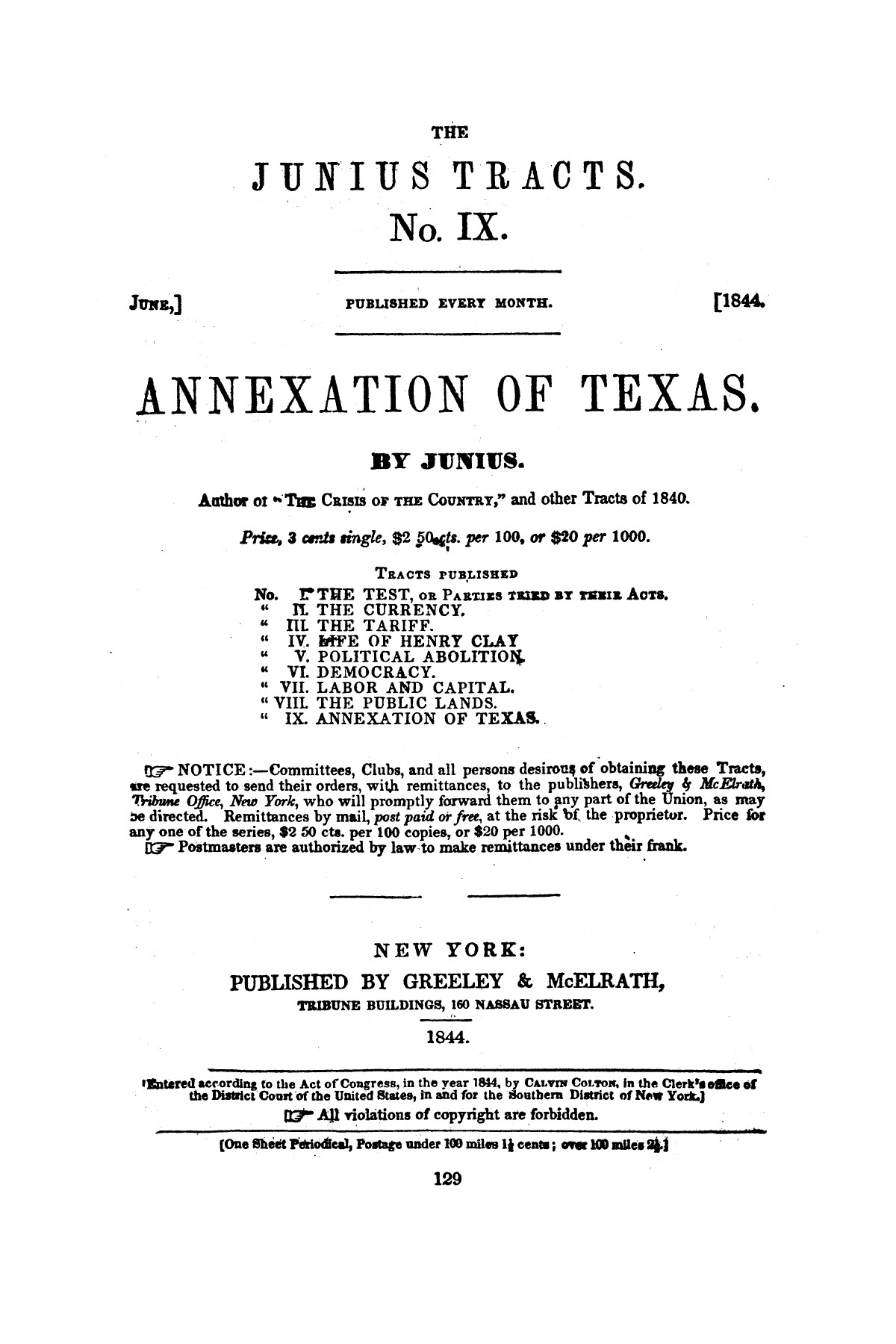 a historical overview of the none years of the annexation of texas The history of the texas annexation problem quiz overview of hot careers in texas (tx) manifest destiny's texas annexation problem related study materials.