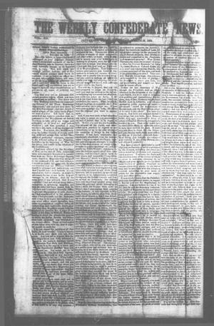 The Weekly Confederate News. (Jefferson, Tex.), Vol. 12, No. 1, Ed. 1 Saturday, March 28, 1863