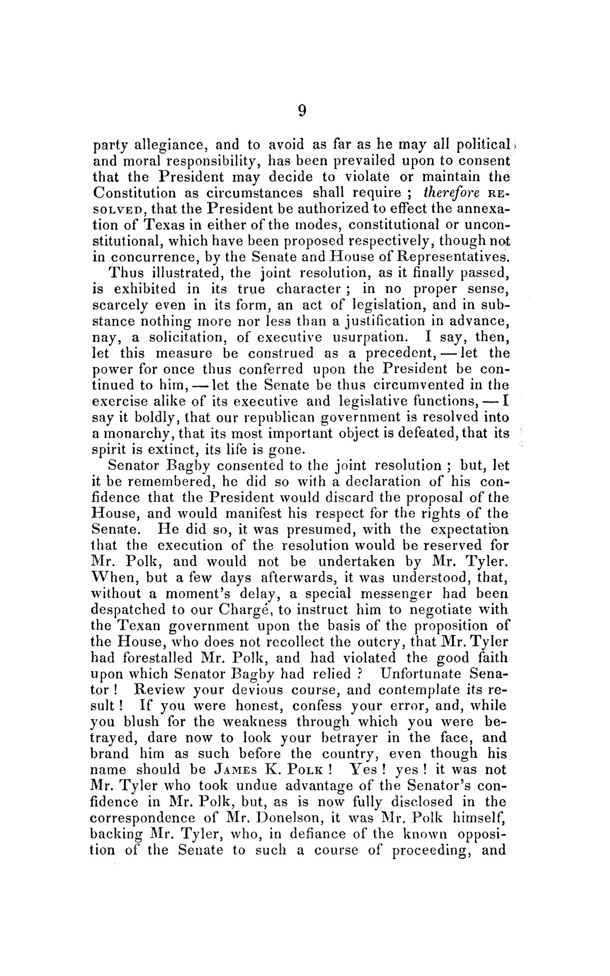 Address on the annexation of Texas, and the aspect of slavery in the United States, in connection therewith: delivered in Boston November 14 and 18, 1845                                                                                                      [Sequence #]: 9 of 56