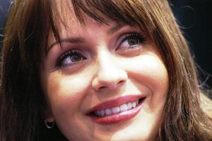 [The face of Gabriela Spanic]