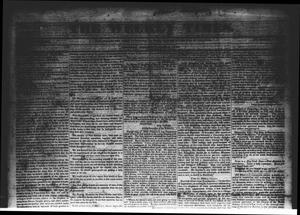 Primary view of object titled 'The Weekly Times. (Houston, Tex.), Ed. 1 Thursday, June 4, 1840'.