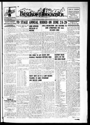 Bastrop Advertiser (Bastrop, Tex.), Vol. 87, No. 14, Ed. 1 Thursday, June 20, 1940