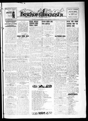 Primary view of object titled 'Bastrop Advertiser (Bastrop, Tex.), Vol. 87, No. 32, Ed. 1 Thursday, October 24, 1940'.