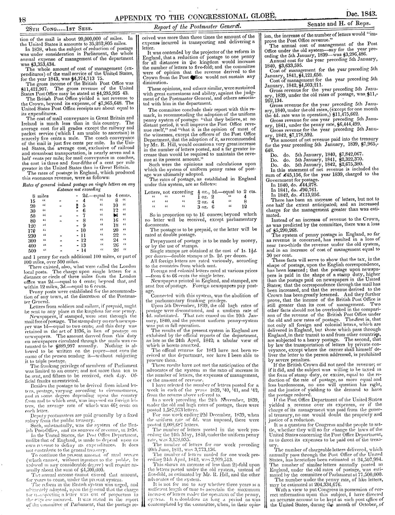 The Congressional Globe, Volume 13, Part 2: Twenty-Eighth Congress, First Session                                                                                                      18
