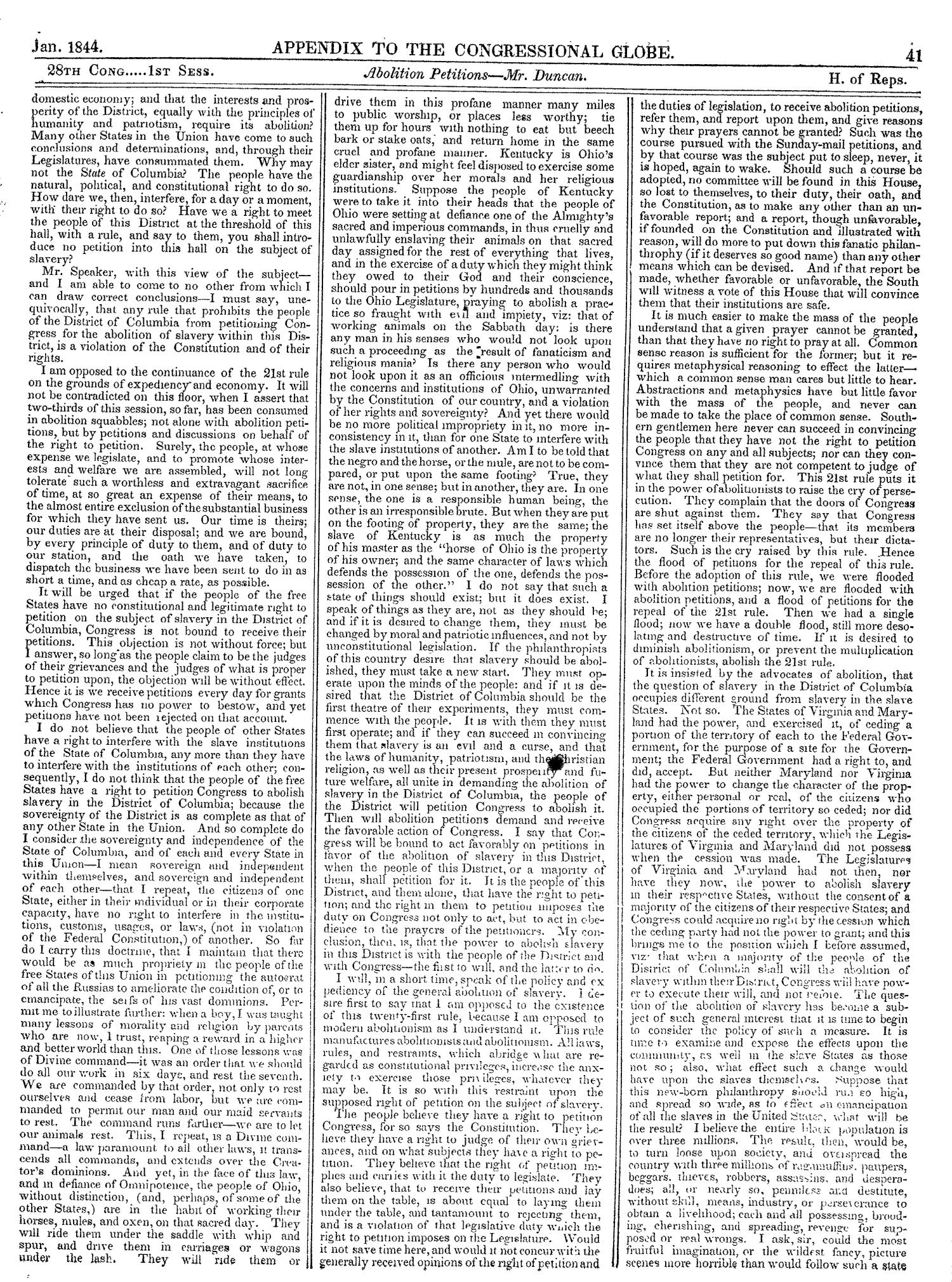 The Congressional Globe, Volume 13, Part 2: Twenty-Eighth Congress, First Session                                                                                                      41