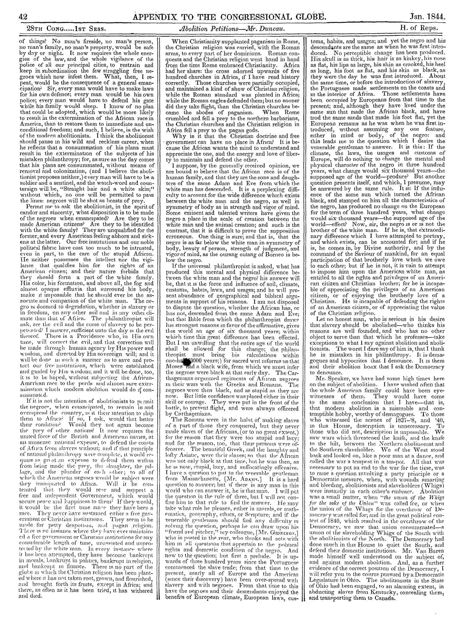 The Congressional Globe, Volume 13, Part 2: Twenty-Eighth Congress, First Session                                                                                                      42