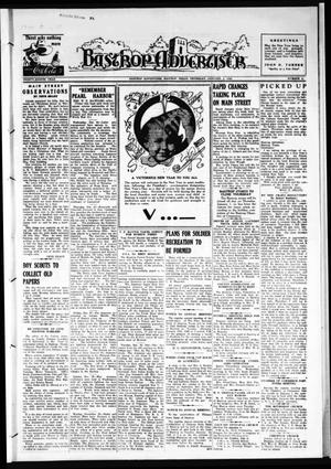 Primary view of object titled 'Bastrop Advertiser (Bastrop, Tex.), Vol. 88, No. 41, Ed. 1 Thursday, January 1, 1942'.