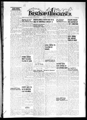 Primary view of object titled 'Bastrop Advertiser (Bastrop, Tex.), Vol. 97, No. 45, Ed. 1 Thursday, January 5, 1950'.