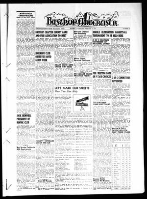 Primary view of object titled 'Bastrop Advertiser (Bastrop, Tex.), Vol. 97, No. 50, Ed. 1 Thursday, February 9, 1950'.