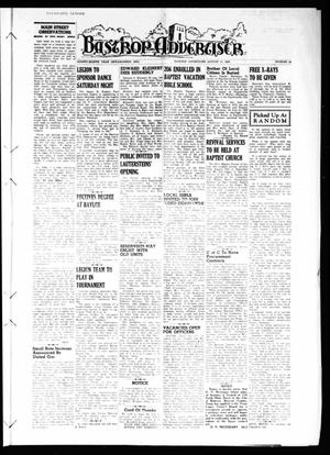Bastrop Advertiser (Bastrop, Tex.), Vol. 98, No. 24, Ed. 1 Thursday, August 17, 1950